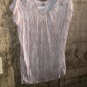 Women's Lauren Conrad v neck blouse